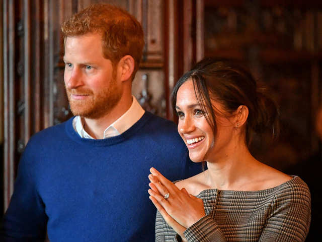 Meghan Markle to join Prince Harry as Commonwealth youth ambassador