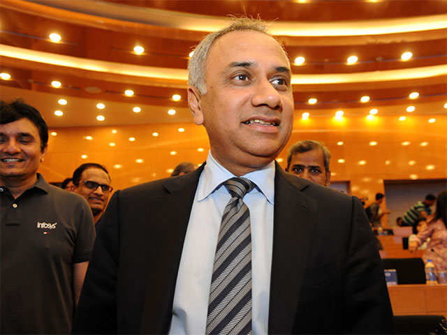 Now is the time to sacrifice margins for growth, says new Infosys CEO Salil Parekh thumbnail