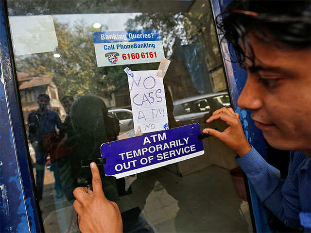 Cash crunch: ATMs are getting only 30% of cash they ask for thumbnail