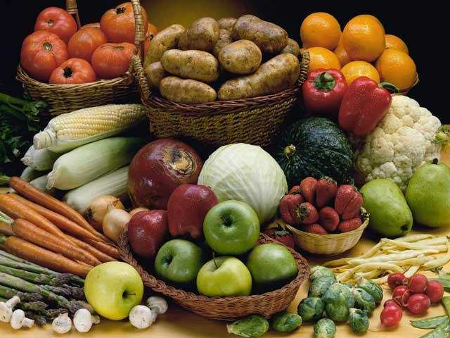 Mental health alert! Eat more of raw fruit and vegetables to feel better