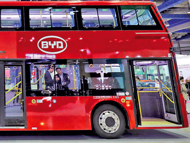 BYD plans 50% localisation for eBuses in 2 years thumbnail