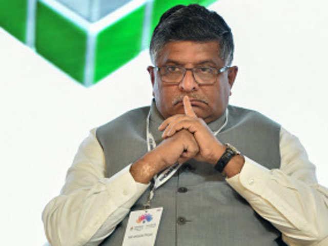 Fine balance must for data availability, innovation and privacy: IT Minister Ravi Shankar Prasad thumbnail