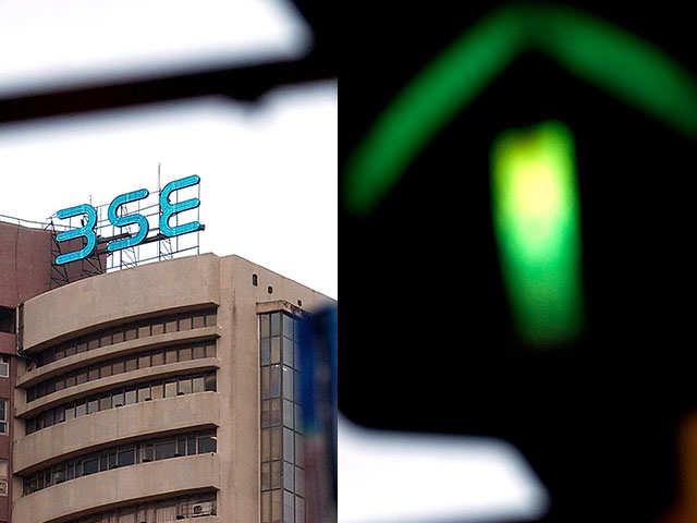 Sensex rises 96 pts; Nifty reclaims 10,550; metal stocks shine