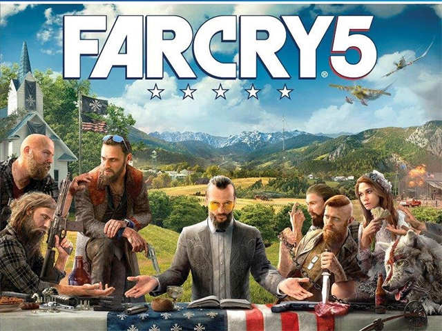 Far Cry 5: The popular first person shooter game franchise is back, and it doesn't disappoint