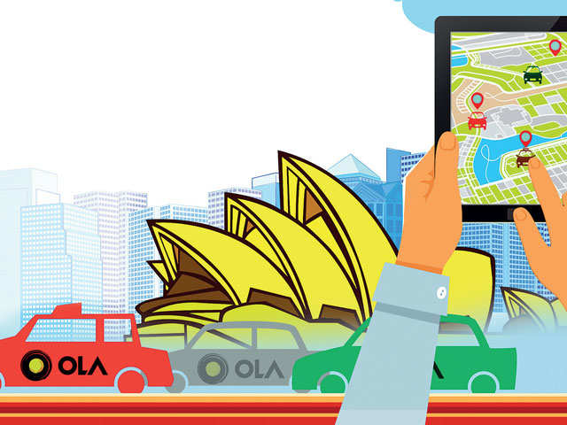 Ola gears up for the Australian market