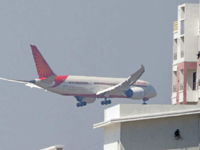"Air India flight hit by ""high level turbulence"", 3 hurt thumbnail"