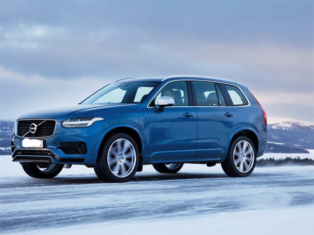 Volvo Cars seeks incentives to push hybrid vehicles in India thumbnail