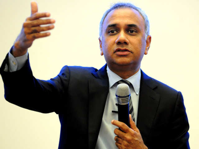Why Salil Parekh's 'navigate your next strategy' evokes a sense of deja vu for Infosys thumbnail