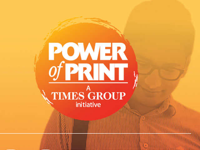 Food for thought with 'Power of Print' thumbnail