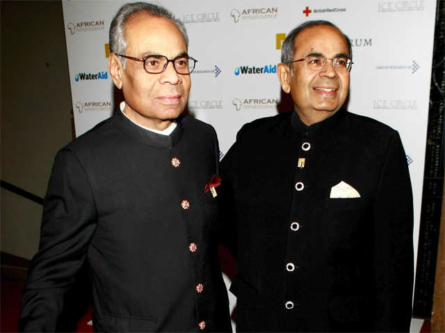 Hinduja brothers second-wealthiest in UK's annual rich list thumbnail
