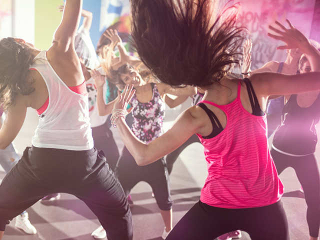 The many benefits of Zumba: Weight loss, healthy heart, stress-reliever