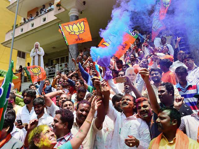 ET View: Karnataka votes for local branch of Modi Sarkar
