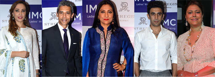 St Regis Mumbai hosts an 'Utsahati' soirée with the IMC Ladies' Wing