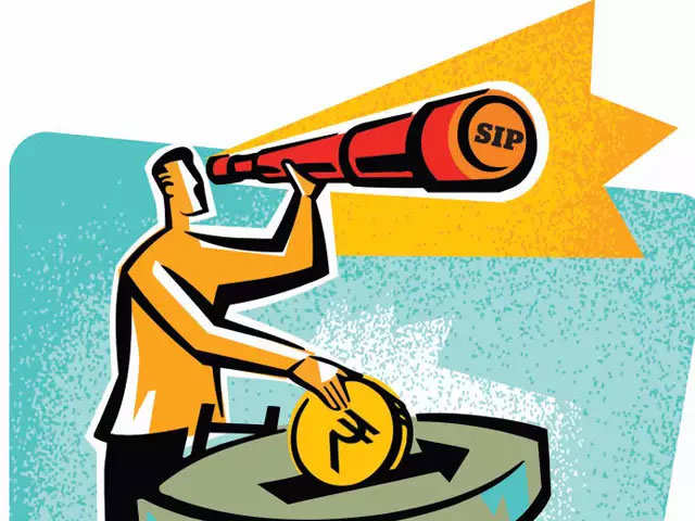 Wobbly market forces investors to go slow on SIPs