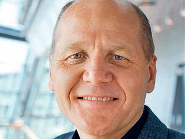 It became too competitive for us to make any money in India: Sigve Brekke, CEO, Telenor Group thumbnail