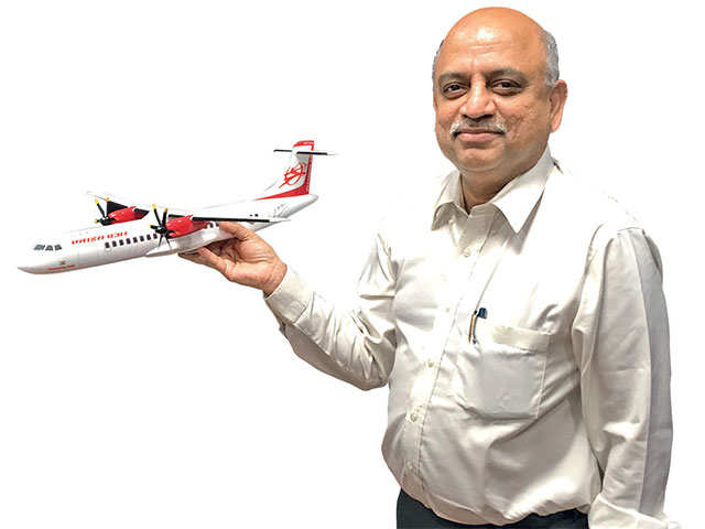 Flying to hill airports is absolutely safe: Alliance Air CEO CS Subbiah
