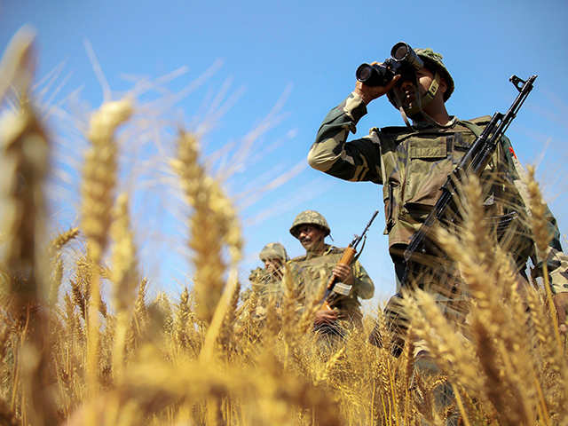Pakistan Rangers make truce with BSF after facing heavy retaliation