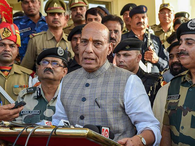 Rajnath Singh to commission maiden anti-naxal 'Bastariya' battalion tomorrow