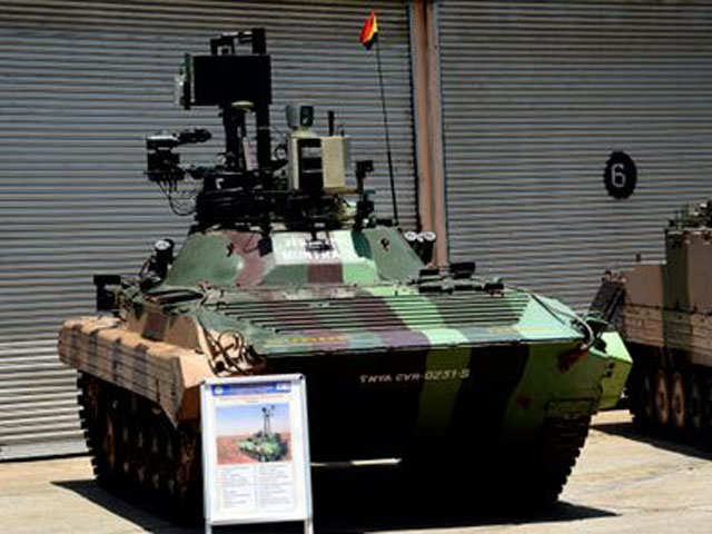 India now wants artificial intelligence-based weapon systems