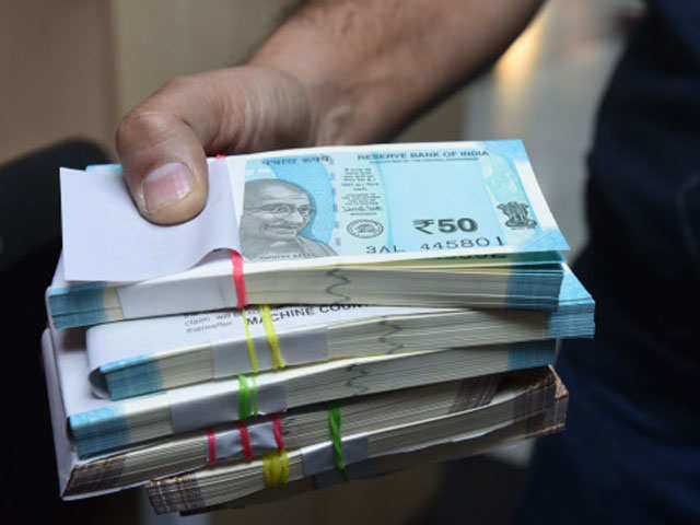 Rupee opens 12 paise down against dollar as losses spiral
