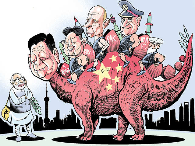 Modi gets real on China: Wuhan summit demonstrated that a weak economy gives India few cards to deal