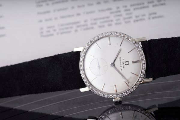Timeless lure! Elvis Presley's 1960 diamond Omega watch sets record for Swiss brand, fetches $1.8 mn at auction