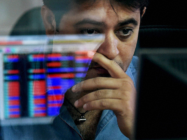 Sensex slips 232 pts to take losing streak to 5th day; Nifty near 10,500