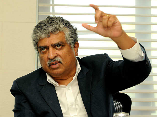 Infosys in a very safe & stable place: Nandan Nilekani thumbnail
