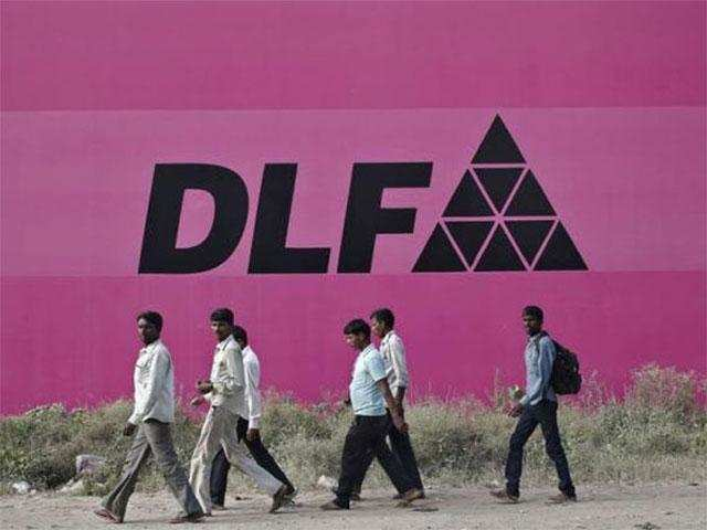 DLF slips over 5% post Q4 results