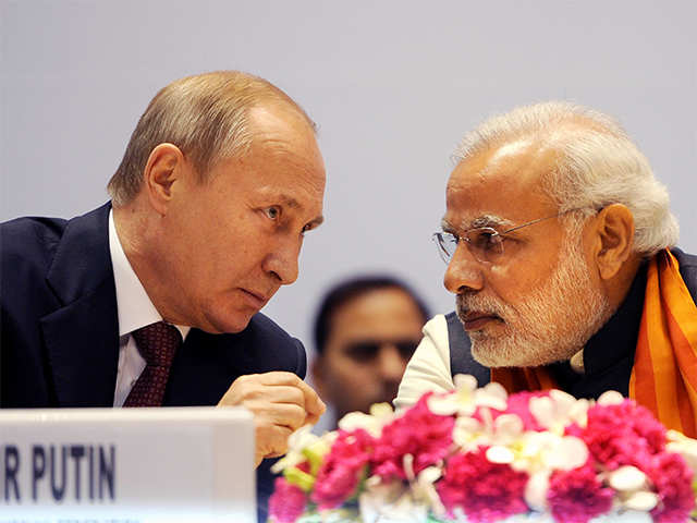 ET View: Can the Sochi summit map the future of India's relationship with Russia?
