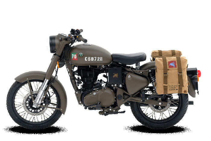 Royal Enfield India S First World War Ii Inspired Motorcycle Is