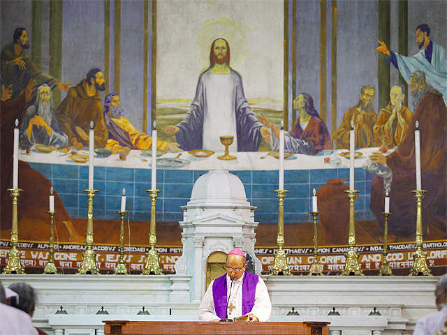 ET View: Let God and Caesar stick to their own separate turfs