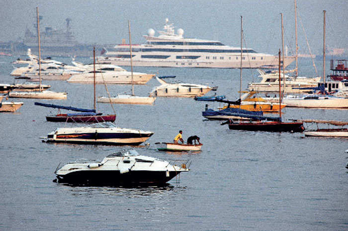 Take to the boats: Visit top cruise ports in India