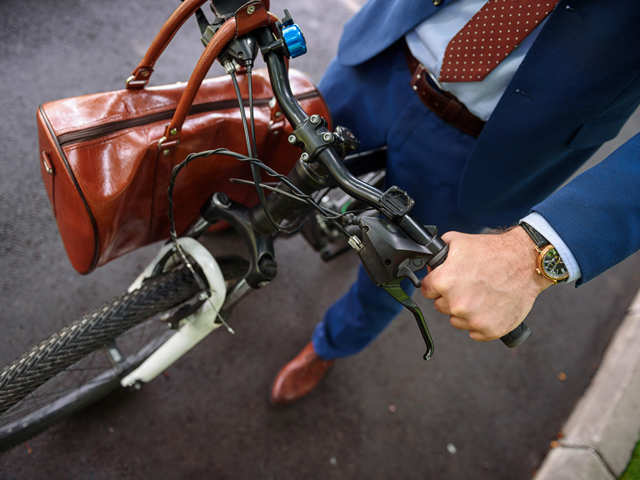 Eliminate chances of early death: Cycle to work for a long life