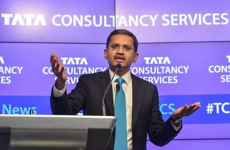 TCS CEO Rajesh Gopinathan's compensation nearly doubles in FY18