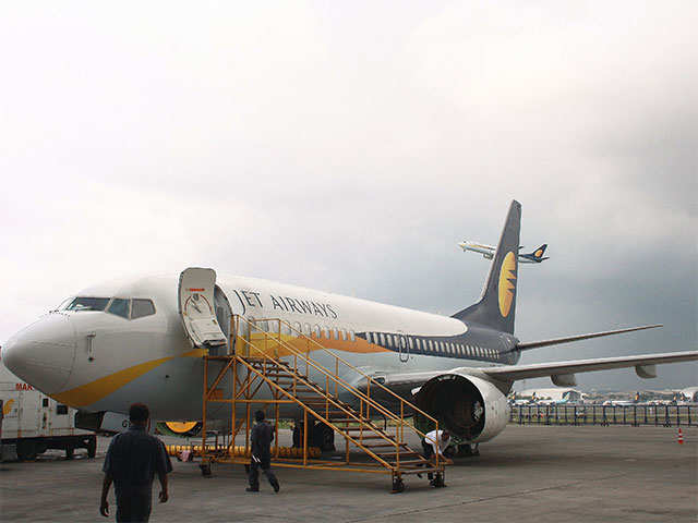 Jet Airways nosedives over 7% on Q4 loss