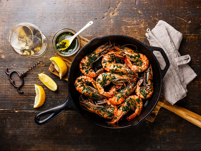 Planning to start a family? Consuming a diet rich in seafood can increase the chances of pregnancy