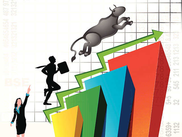 Sensex, Nifty jump 1% on low level buying; mid, smallcaps fall