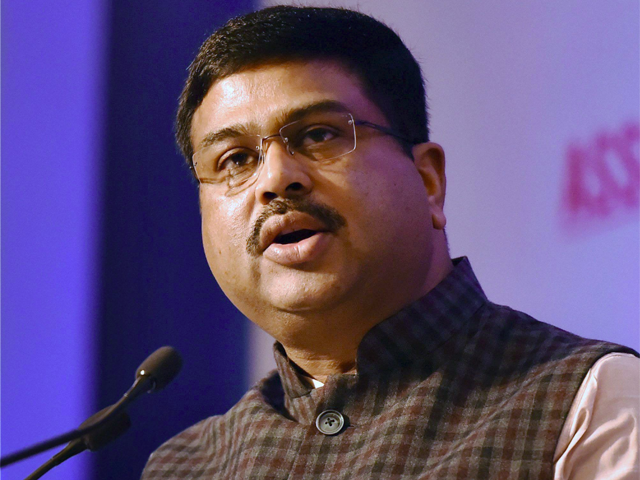 Centre mulling immediate solution to deal with fuel prices: Dharmendra Pradhan