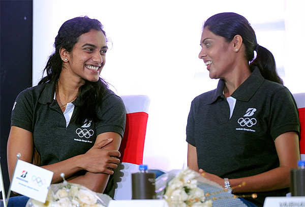 Catching up! Lalita Babar used to feel shy and unsure about talking to fellow athletes