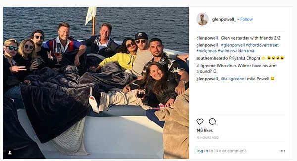 Priyanka Chopra spends Memorial Day weekend with Nick Jonas, sparks dating rumours