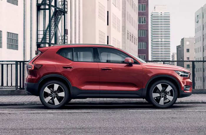 Volvo plans to take on Merc and Audi, begins bookings for XC40 at Rs 5 lakh