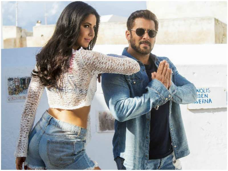There's no denying the fact that Katrina Kaif and Salman have an amazing camaraderie both off and onscreen. Not only that, but the two hold a very warm place for each other in their hearts and share a great deal of friendship. Apart from that Katrina has also received some major boost in her career due to Salman. Katrina grabbed the spotlight when she featured in Salman Khan starrer 'Maine Pyaar Kyun Kiya' which was followed by 'Partner' where she was paired opposite Govinda but it was 'Ek Tha Tiger' which catapulted her into stardom. Although her alleged relationship with Salman broke after she allegedly started dating Ranbir Kapoor, she was taken back with open arms by the 'Dabangg' star after her alleged split with the Kapoor scion. Her last flick 'Tiger Zinda Hai' starring Salman Khan came as a relief for the actress after facing a series of the debacle at the box-office with 'Baar Baar Dekho' and 'Jagga Jasoos'.