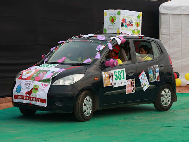 World Environment Day: Bengaluru women promote green menstruation, through their road trip