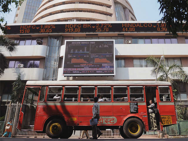 Mama, look they changed my Sensex, and how!