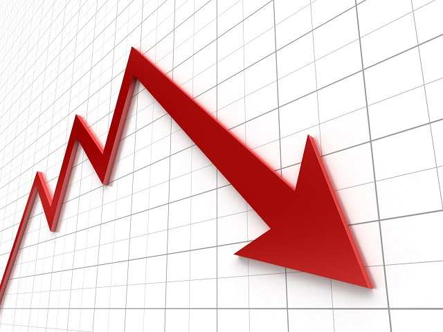 Stock market update: Sensex, Nifty down; these stocks crack up to 5%