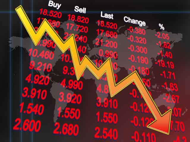 Share market update: Over 100 stocks hit 52-week lows on NSE thumbnail