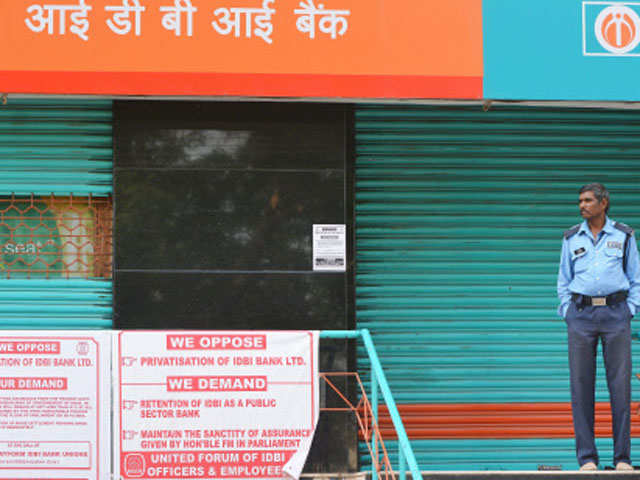 IDBI-LIC stake deal: Finance Ministry official says boards to take a call thumbnail
