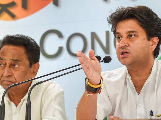 Congress declare Madhya Pradesh candidate