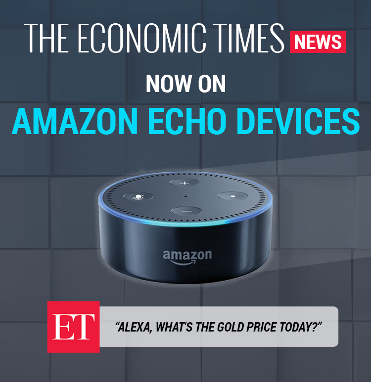 The Economic Times on Amazon Echo Devices